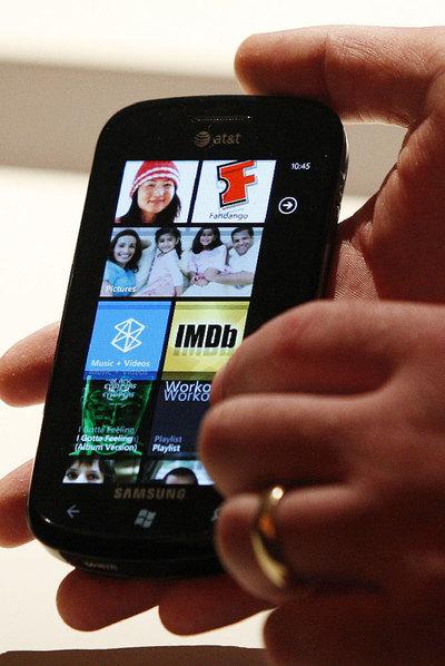 Optimus 7, primer teléfono con Windows Phone 7 en España
