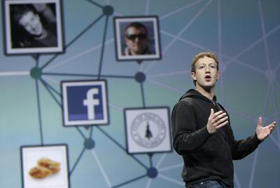A Mark Zuckerberg no le gusta 'La red social'