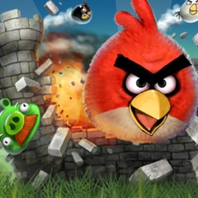 """Un juego de pájaros """"enfadados"""" bate récords en Android"""