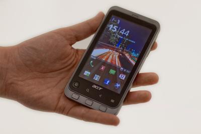 Acer Stream, un Android de altas prestaciones
