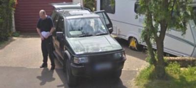 La policía británica usa Street View para cazar a un ladrón
