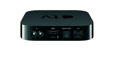 Apple TV llega a España