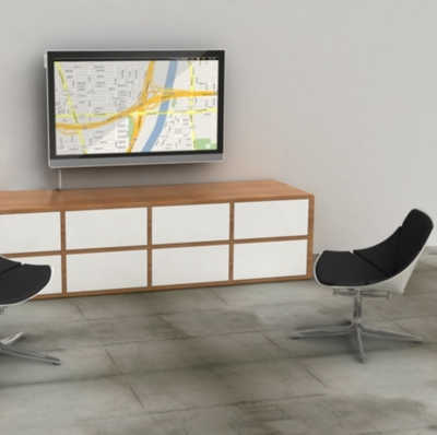 Un televisor con Android