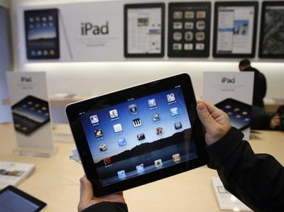 Apple quiere adelgazar el iPad