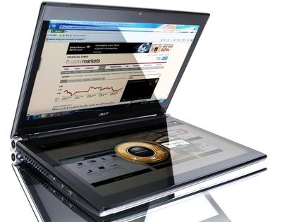 Acer, con Windows 7 y Android