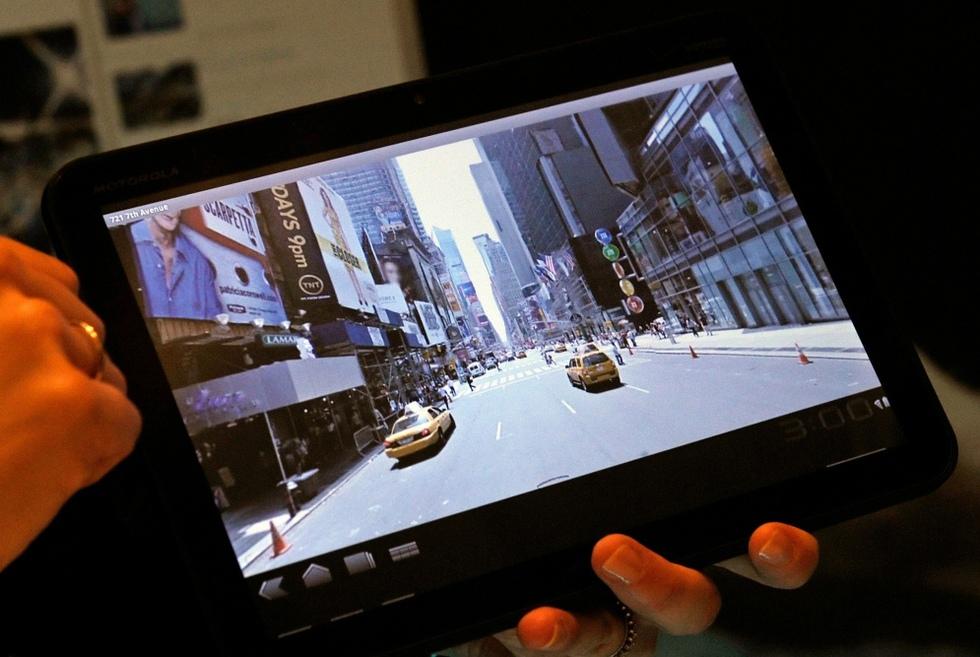 Las tabletas quieren llegar a las empresas