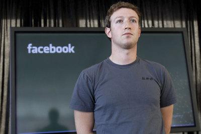 Asaltos 'piratas' a páginas de Zuckerberg y Sarkozy en Facebook