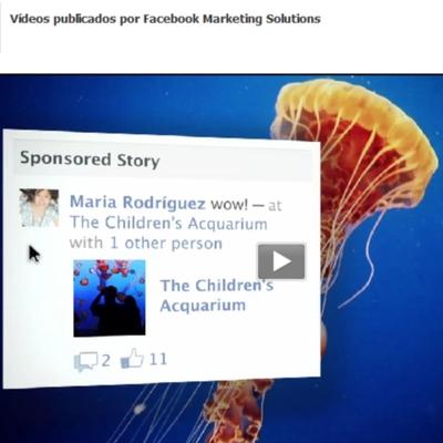 Facebook asocia publicidad a las actividades de sus internautas