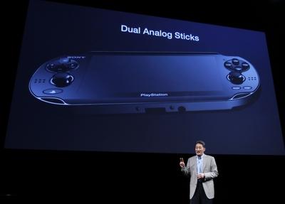 Sony presenta la nueva consola portátil con conexión 3G
