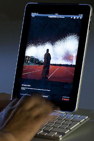 iPad empuja a Apple al tercer puesto mundial en ventas de ordenadores