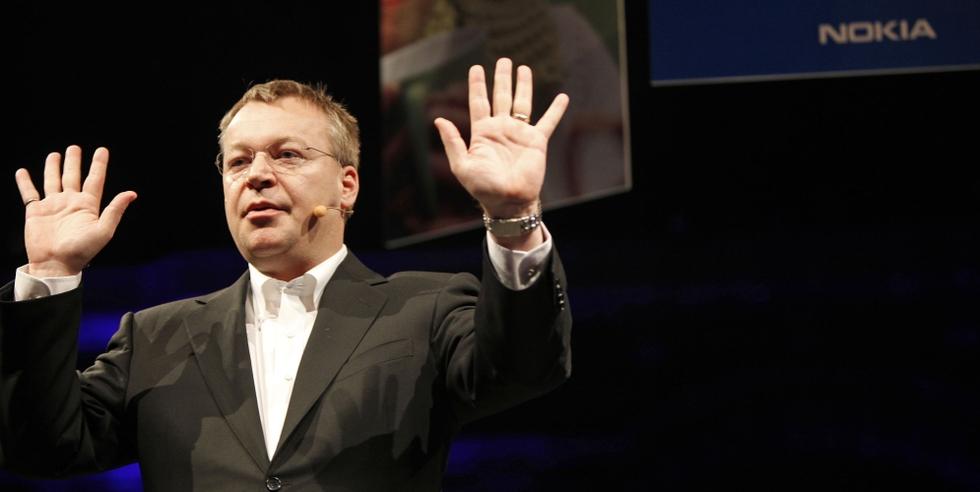 El patrón de Nokia vende sus accciones de Microsoft