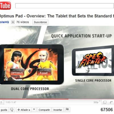 LG 'patea' a Steve Jobs en un anuncio