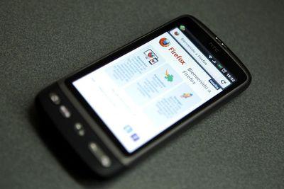 Firefox 4 llega al móvil