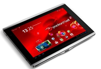 Packard Bell propone su tableta