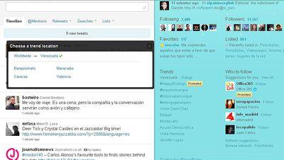 Twitter, más hispano todavía