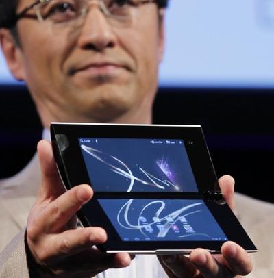 Sony apuesta por el diseño en sus tabletas