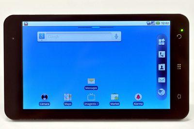 ZTE y Movistar lanzan una tableta para todos los públicos