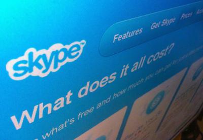 Skype sufre una avería de alcance mundial