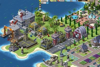 Zynga lanza un nuevo juego en Facebook