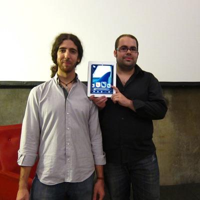 Effectorium usa el iPhone 4 o iPad 2 para retocar fotos en tiempo real