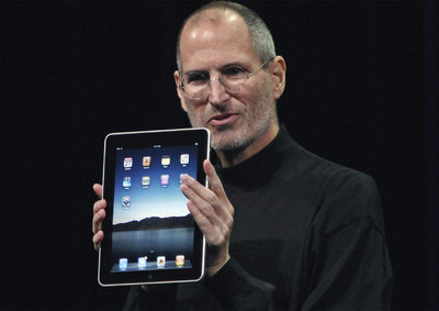 Steve Jobs se vuelve a tomar una baja médica