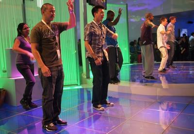 Xbox apuesta por Kinect