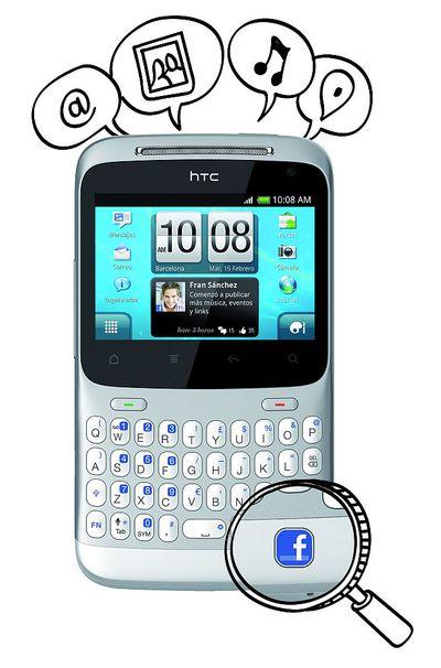 El primer teléfono basado en Facebook llega a España