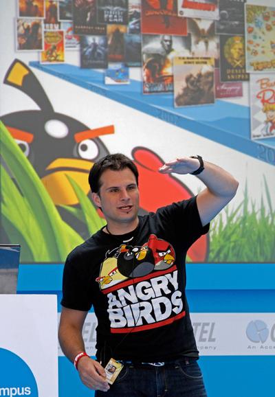 Claves del éxito de 'Angry Birds'