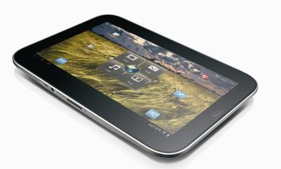 Lenovo se apunta a las tabletas