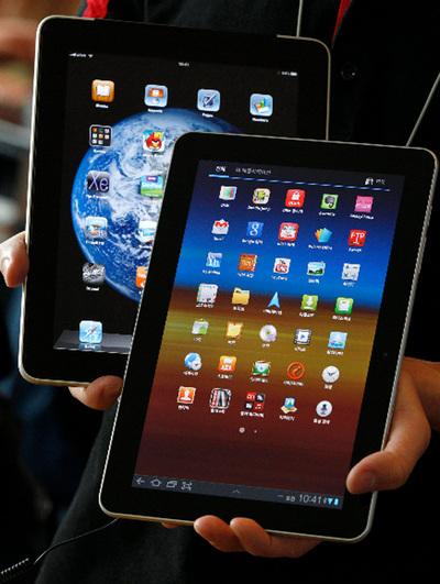 Apple paraliza la venta de la última tableta de Samsung en Europa