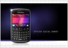 Blackberry renueva Curve, su terminal más vendido