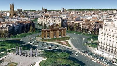 Google invita a hacer maquetas de las ciudades