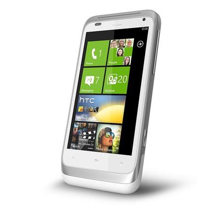 HTC Titan y Radar estrenarán el nuevo Windows Phone