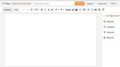 Google actualiza blogger