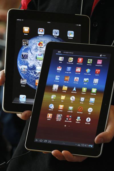 Samsung no podrá vender su tableta Galaxy Tab 10.1 en Alemania