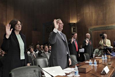 Google defiende sus sistema de búsqueda ante el Senado de EE UU