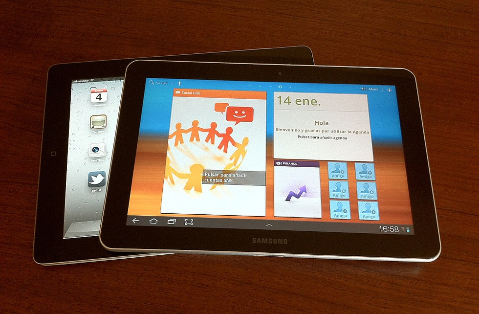 Samsung Galaxy Tab 10.1, una tableta para exprimir Android