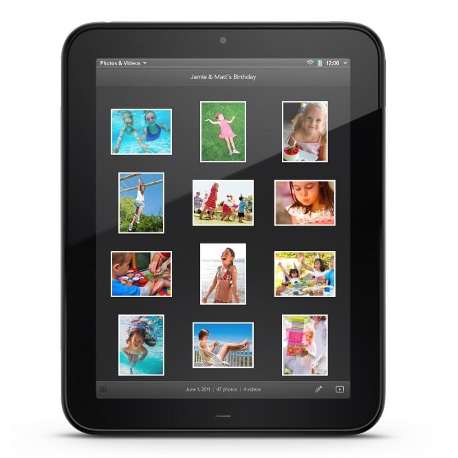 HP investiga la aparición de tabletas TouchPad con Android