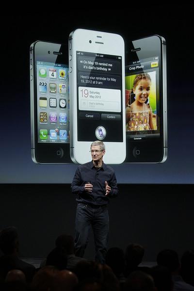 El iPhone se renueva pero menos