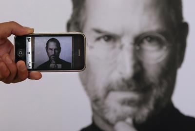 La exagerada vida de Steve Jobs