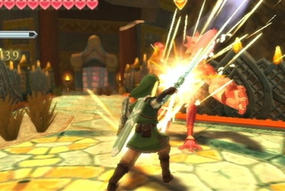 'Zelda' regresa a los orígenes con 'Skyward Sword'
