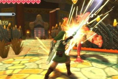 'Zelda' regresa a los orígenes con 'Skyward Sword'