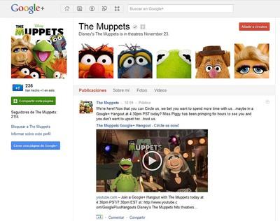 Google + se abre a las empresas
