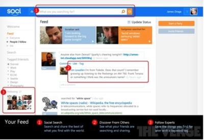 La red social de Microsoft, en pruebas internas