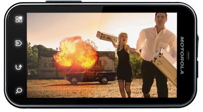 """Motorola DEFY+ promete ser un teléfono """"a prueba de todo"""""""