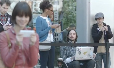 Un vídeo de Samsung ridiculiza a los clientes de Apple