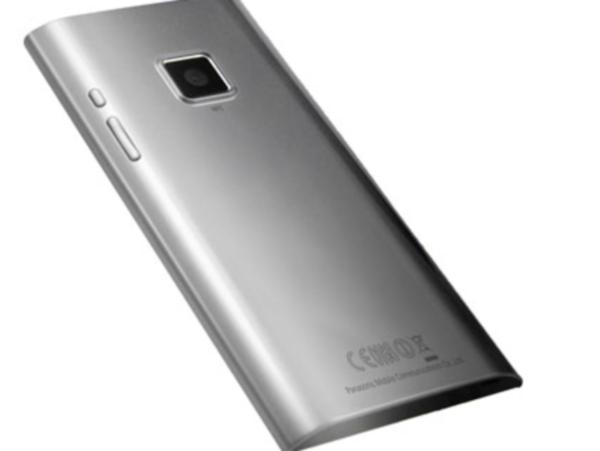 Panasonic regresa el mercado europeo de los teléfonos móviles