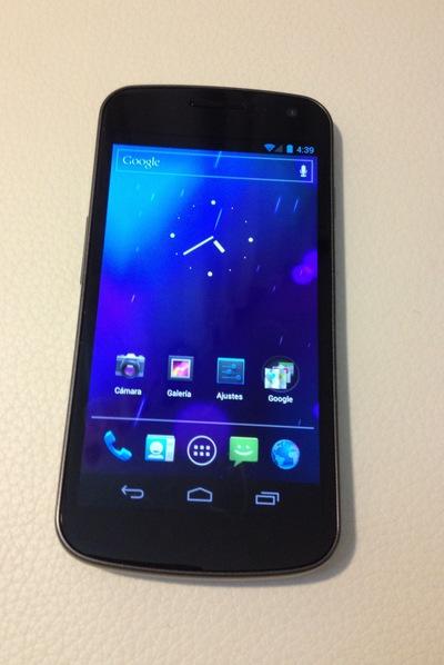 Galaxy Nexus, más sencillo e integrado
