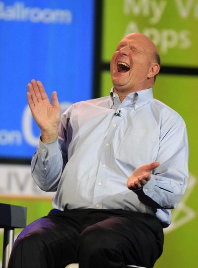 """Steve Ballmer: """"Para Microsoft nada es más importante que Windows"""""""