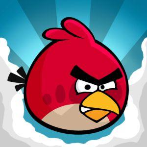 Los 'Angry birds' en Facebook